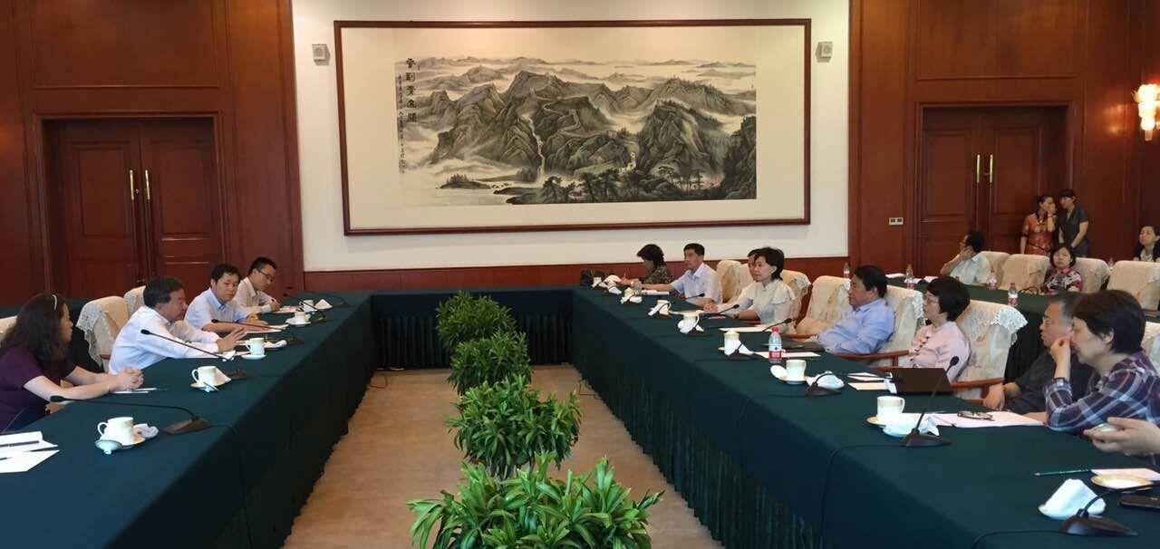 姜增伟会长会见河北省政府省长助理尹亚力一行