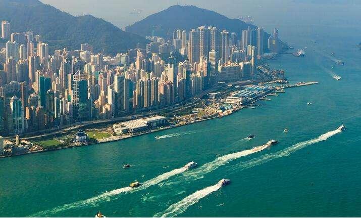 疫情下的香港會展